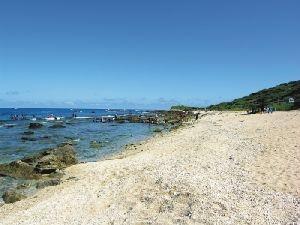 後壁湖海域(西半島)